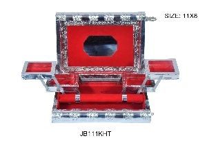 Silver Jewellery Box 02