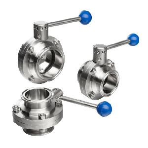 butterfly valve handles