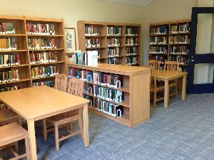 Library Furniture 02