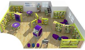 Library Furniture 03