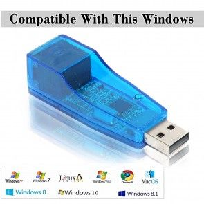 LAN Adapter and USB