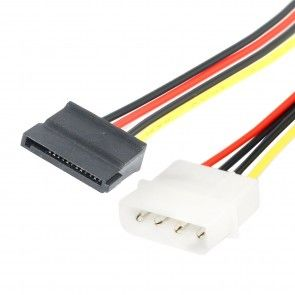 Molex to SATA Power Cable Adapter