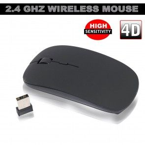 Slim Wireless Mouse