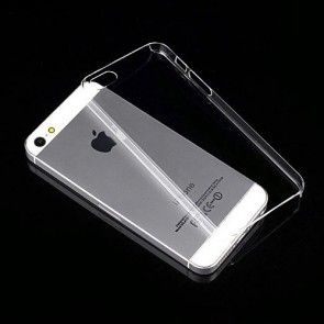 Transparent Clear Silicone Jelly Soft Mobile Case