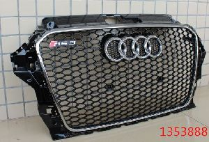 Audi A3 front grill RS3 style look (Premium Car Accessories - DealKarDe )