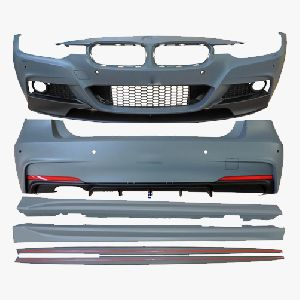 BMW 3 F30 body font lip M4 style look Car Accessories