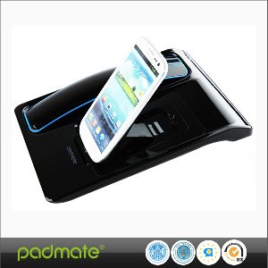 Padmate bluetooth dock set without stand black (Premium Car Accessories - DealKarDe)