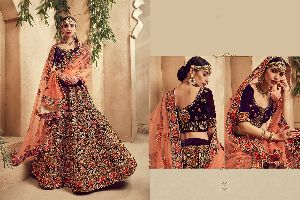 Bridal Lehenga Choli 03