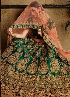Bridal Lehenga Choli 06