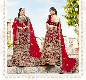 Bridal Lehenga Choli 12