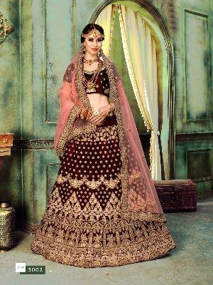 Bridal Lehenga Choli 15