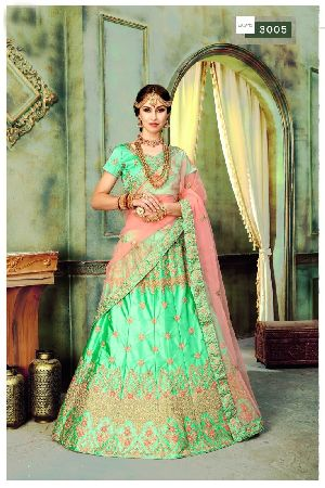 Bridal Lehenga Choli 18