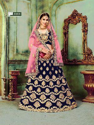 Bridal Lehenga Choli 22