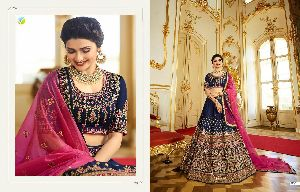 Bridal Lehenga Choli 25