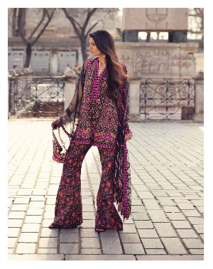 Designer Pakistani Suit 09