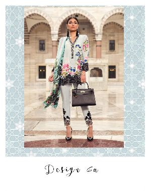 Designer Pakistani Suit 14