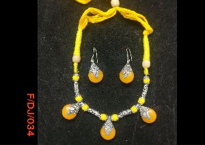 Dokra Necklace Set 03