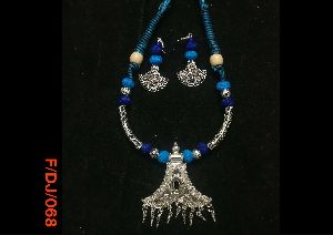 Dokra Necklace Set 06