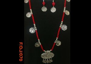 Dokra Necklace Set 07
