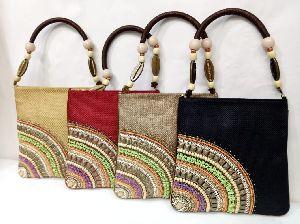Embroidered Handbag 02