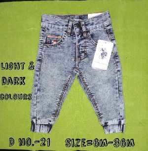Kids Denim Jean 12