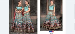 Ladies Designer Gown 01