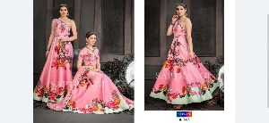 Ladies Designer Gown 04