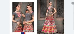 Ladies Designer Gown 12