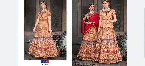 Ladies Designer Gown 16