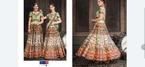 Ladies Designer Gown 19