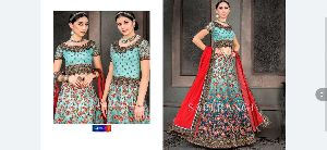 Ladies Designer Gown 20
