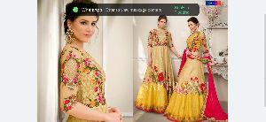 Ladies Designer Gown 25