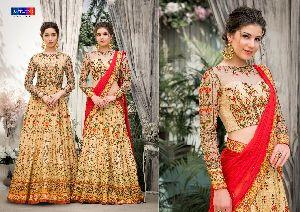 Ladies Designer Gown 27