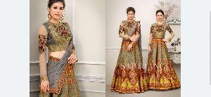 Ladies Designer Gown 29