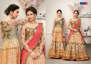 Ladies Designer Gown 30