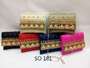 Party Wear Sling Bag 12