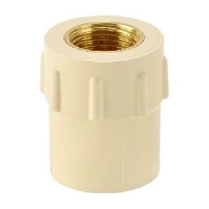 CPVC Brass FPT Coupling