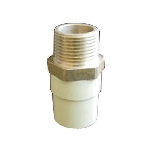 CPVC Brass Threaded Female Adapter