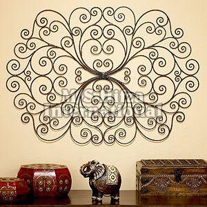 Large Metal Wall Art
