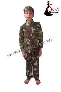 Soldier Fancy Dress