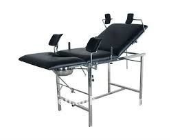 GYNECOLOGICAL EXAMINATION TABLE CUM DELIVERY BED