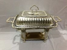 Silver plated Chaffing Dishes