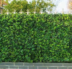 Artificial Green Grass Wall