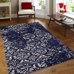 Blue Premium Quality Cotton Carpet 01