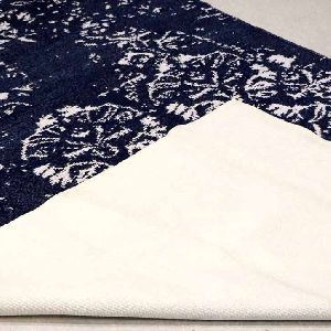 Blue Premium Quality Cotton Carpet 02