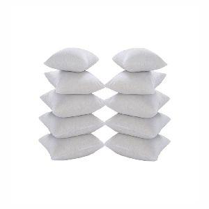 Pack of 10 pcs 100% Premium Quality Square Cushion Filler