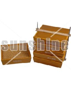SQUARE HAND TEST SIEVES (WOODEN)
