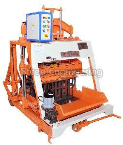 1060mm Double Vibrator Concrete Block Making Machine
