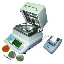 Moisture Determination Analyzer