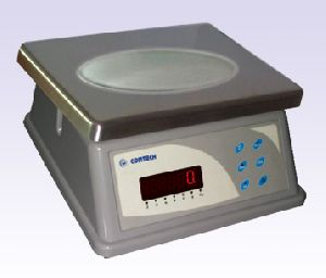 WATER PROOF TABLE TOP SCALES